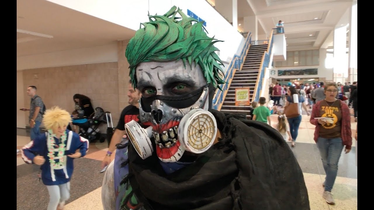 Tampa Bay Comic Con Cosplay 2019