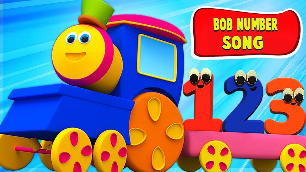 Bob El Tren Numeros Youtube