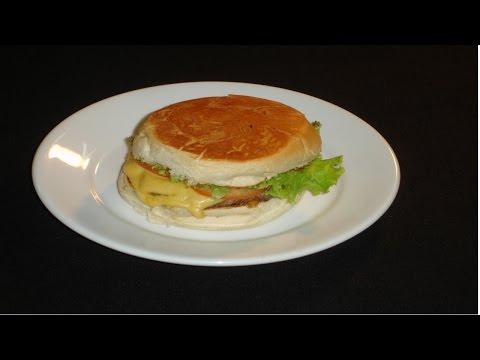 Receita Como Preparar um Sanduíche