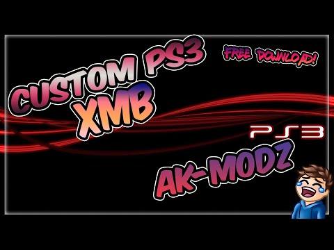 Custom PS3 XMB Download