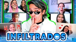 INCOGNITOS EN CLASES EN LINEA  | LOS POLINESIOS RETO
