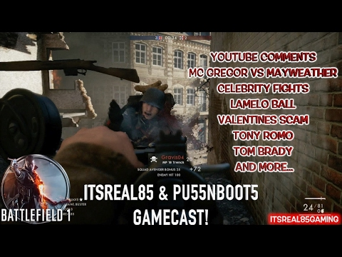 RANDUMB DISCUSSION WITH ITSREAL85 & PU55NBOOT5 #3 ( GAMECAST)