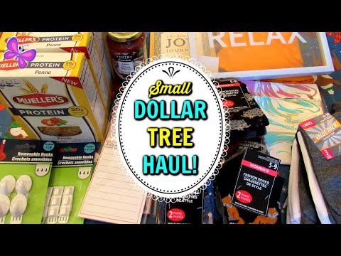 DOLLAR TREE HAUL!  New Finds! December 13, 2019 | LeighsHome
