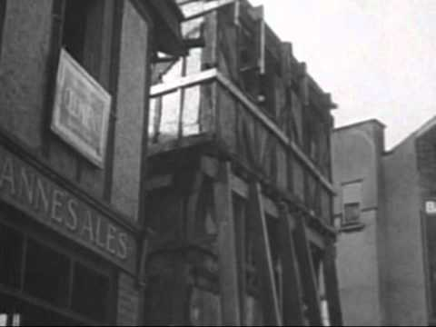 The house that moved fron the BBC Archives