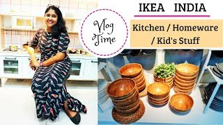 IKEA Hyderabad Opening Date / A Shopping Vlog Time ( IKEA + Market 99 )