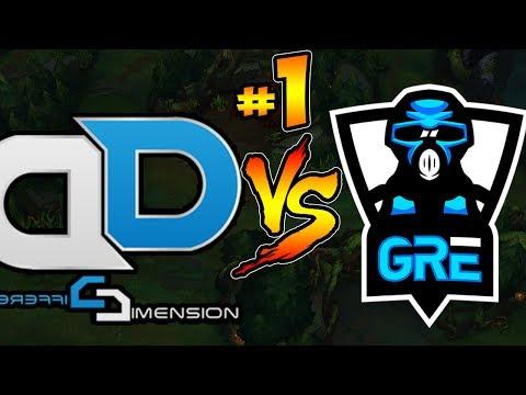 DD vs GRE | EL CLASICO | LGC S2 #1