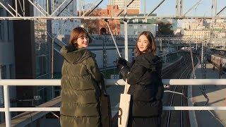 figcaption [소녀나라] 현영&빛나 블라디보스톡 셀프 티저