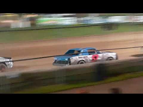 Pure Stock Feature Part 1 -ABC Raceway 8/17/19 Pure Excitement