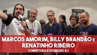 Baixar Marcos Amorim, Billy Brandão e Renatinho Ribeiro   Cobertura ExpoMusic RJ
