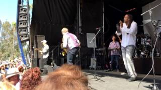 Here's a clip of the Average White Band performing @ 2016 Newport B...