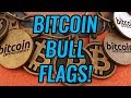 Bitcoin Bull Flags Forming! Crypto Markets Going Up Soon?! BTC, ETH, LTC, & Cryptocurrency News!