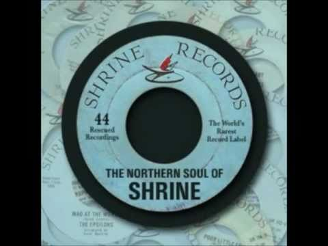 60's Northern Soul:Shirley Edwards ~ It's Your Love