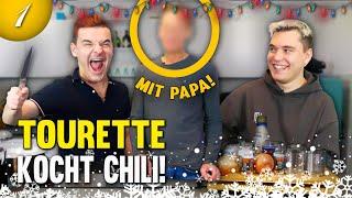 Tourette beim kochen mit Papa + FAQ mit Euren Fragen! - Weihnachtsgewitter 2.0