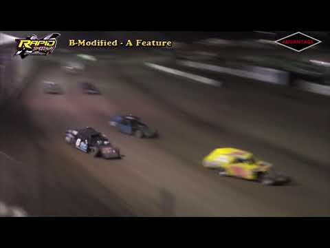 B-Modified Feature - Rapid Speedway - 5/4/18