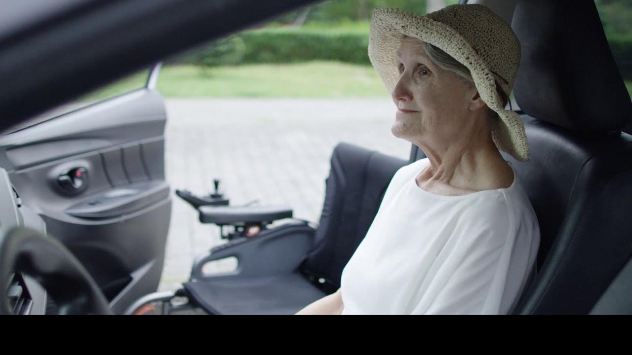รถเข็นวีลแชร์ไฟฟ้า คาร์ม่า รุ่น eFlexx (Karma Electric Wheelchair ...
