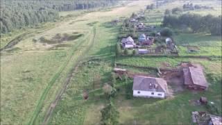 Деревня Любаровка кемеровская область