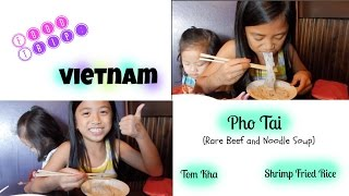 Food Trip: 🇻🇳 Vietnam | Pho Tai (rare Steak And Noodle Soup)