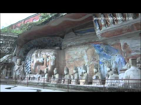 Schatzkammerberg, Dazu, Chongqing - China Travel Channel
