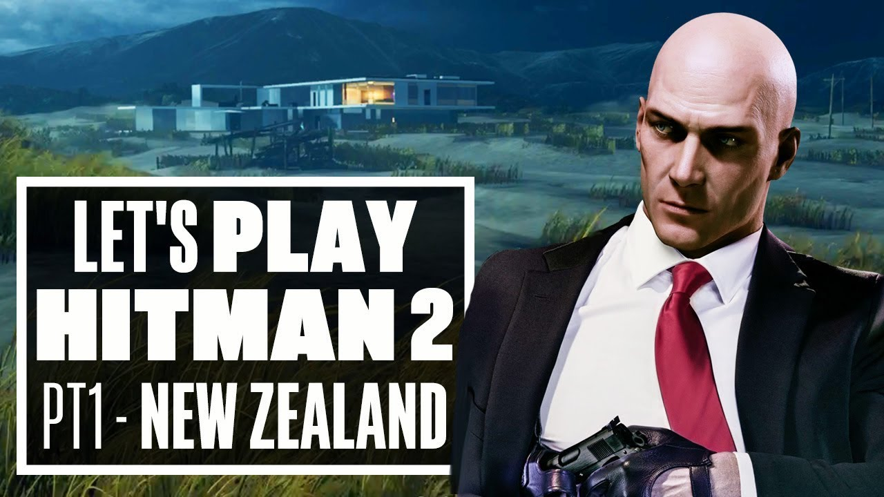 Hitman 2 Review A Surgical To The Point Of Slender Sequel
