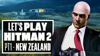 Hitman 2 Walkthrough Gameplay Part 1 - Hawke\'s Bay, New Zealand