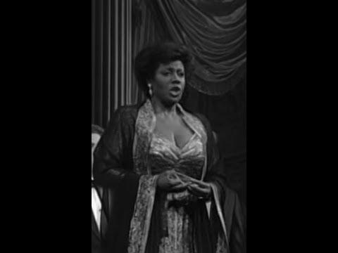 "Florence Quivar sings ""Che farò senza Euridice"" - LIVE!"