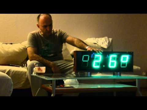 Часы Электроника 7 времен СССР