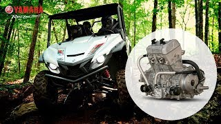 Yamaha Wolverine X4 - Real World Tech - Parallel Twin Engine