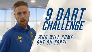 9 Dart Challenge Part 2 | Jansson, Douglas, Alioski, Huffer and Pearce SQUARE UP