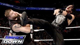 Roman Reigns & Dean Ambrose vs. Kevin Owens & Alberto Del Rio: SmackDown, November 19, 2015