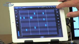 Genome MIDI Sequencer App Demo - Sweetwater