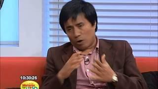 Luis Fernando Velasco y su papel en El Estilista