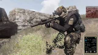 Operation Clay Pigeon | Combat Search & Rescue | Arma 3