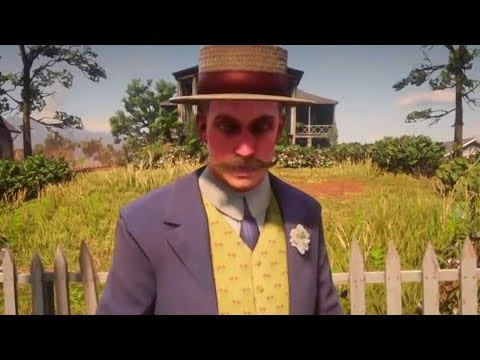 Where Can You Find Gavin In Red Dead Redemption 2? thumbnail