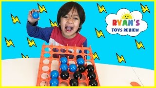 family fun game for kids bounce off rock n rollz disney egg surprise toys
