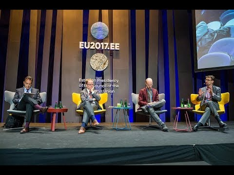 """Panel III: Is the economy still holding Europe together? - Confer. """"Nation States or Member States?"""""""
