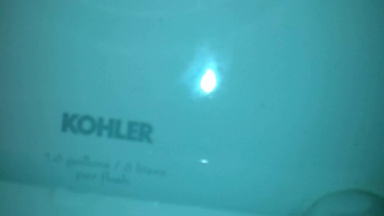 212. A Kohler Kingston Toilet At Miami Airport - YouTube