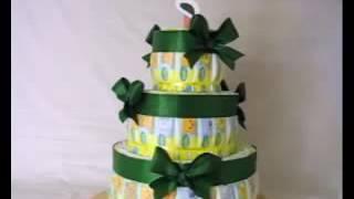 Торт из памперсов!!!(Думаете, что подарить новорожденному? Как выбрать подарок на рождение ребенка? Неважно, ищете вы, что подари..., 2016-07-21T18:53:07.000Z)