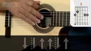 Se Eu Pedir Cê Volta - Jorge e Mateus (aula de violão simplificada)