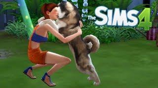 The Sims 4  Przygody Tosi i Zosi  z Oską #13 - Urodziny Kropki