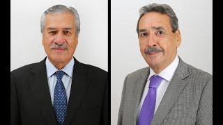 Diputados Fernando Meza y Carlos Abel Jarpa evaluaron XI sesión de la Cisap
