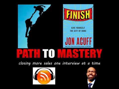 Finish by jon acuff pdf
