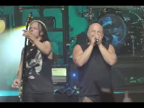 "Disturbed live video posted of ""Are You Ready"" and ""Down With The Sickness"" from Chicago..!"