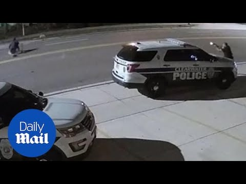 Shootout ends with suspect killed after he ambushed police
