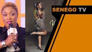 """Senego TV - Titi sur le morceau """"No Stress"""" de Viviane Chidid... Extrait Focus Star"""