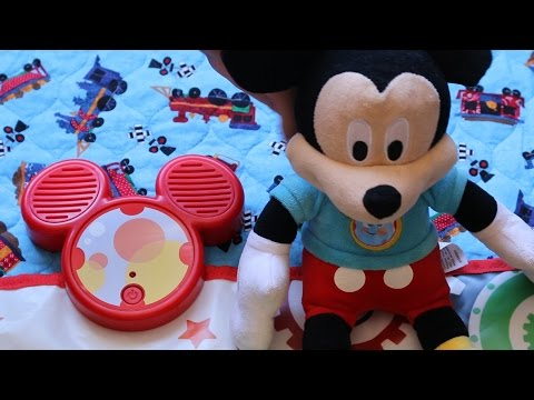 Disney Mickey Mouse and Music Play Mat
