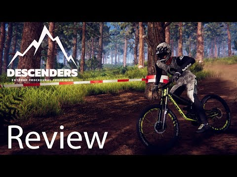 Descenders Xbox One X Gameplay Review Early Access