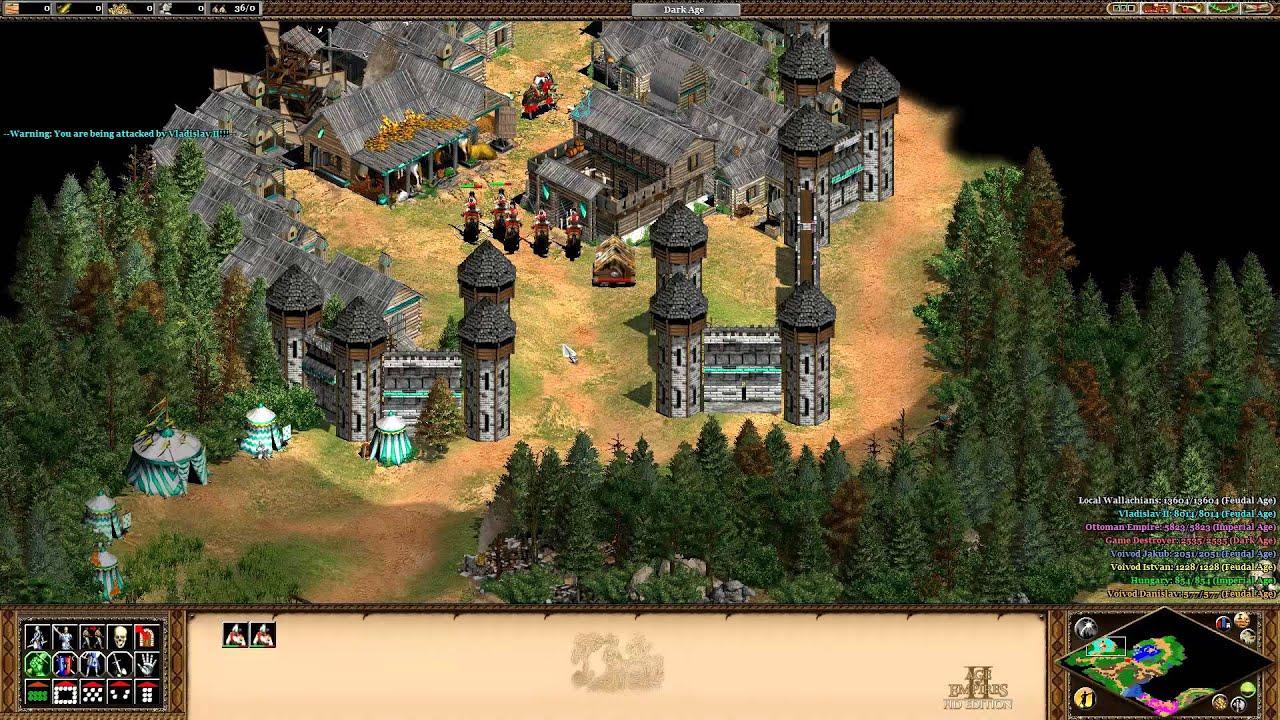 Age of Empires II The Conquerors (Portable Edition)