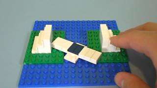 How To Build A Lego Bridge