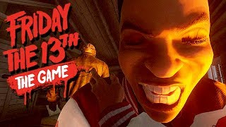Friday The 13th The Game Gameplay German - Der echte Skiller