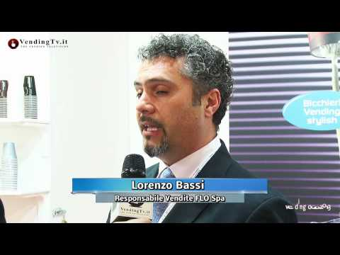 Vending TV.it - Vending toGo Bari 2013 - Fabio Russo intervista a Lorenzo Bassi di FLO Spa